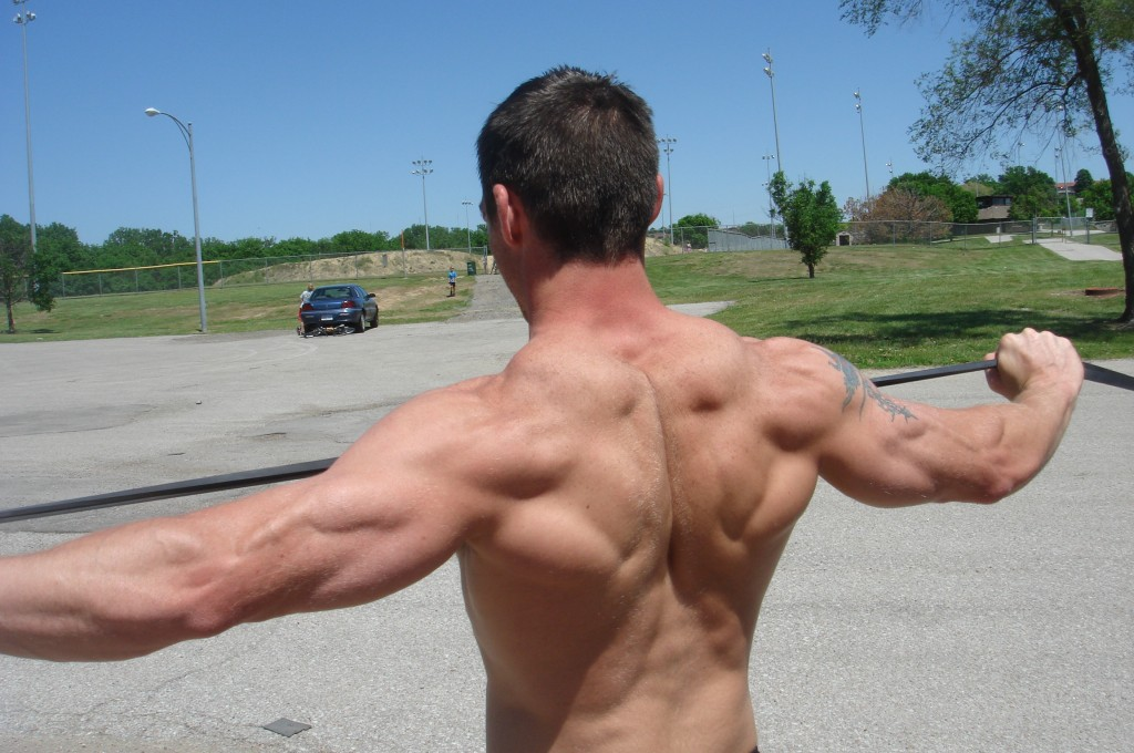 back body builder