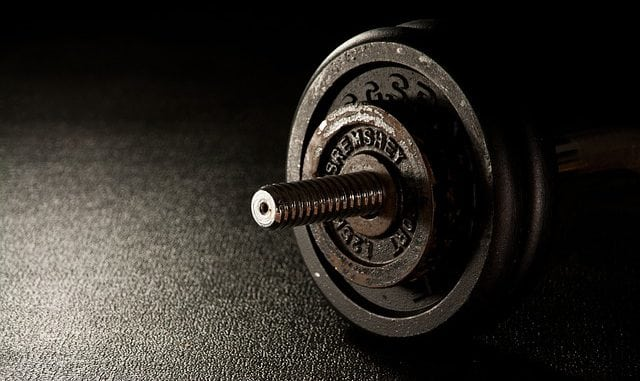 Dumbbell workout routines