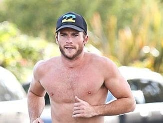 scott eastwood shirtless workout facts stats