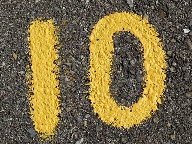 10 facts nutiriton body building