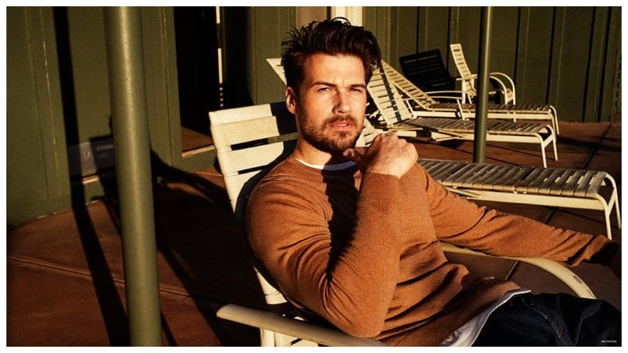 nick zano face shot