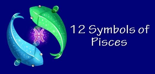 12 Pisces Symbols of the Zodiac You MUST Know! | Guy Counseling