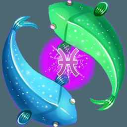 Pisces Sign Symbols