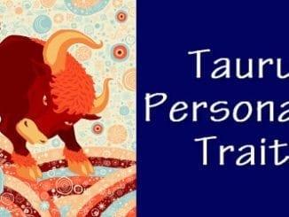 taurus personality