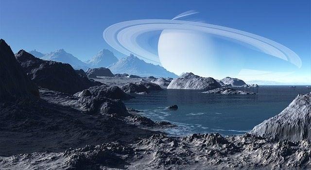 Aquarius is ruled by Saturn