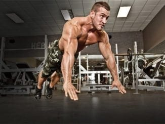 plyometric pushup