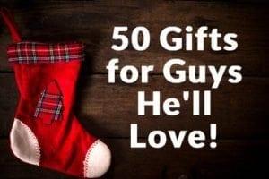 cheap stocking stuffer ideas men