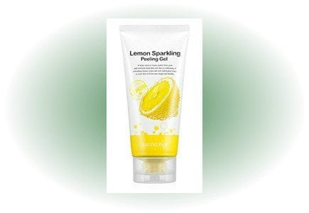 lemon mask for dark spots face