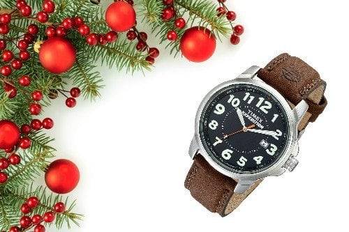 timex watch mens gift