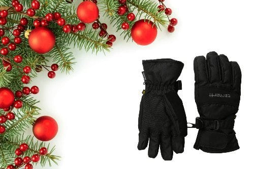 mens winter gloves