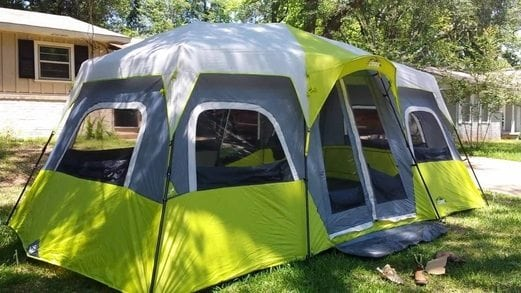 survival tent large