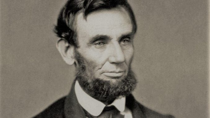 abraham lincoln accomplishments