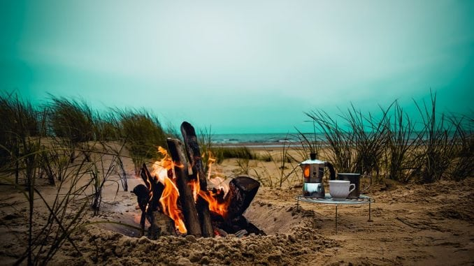 build a fire camping, cooking, survival and more