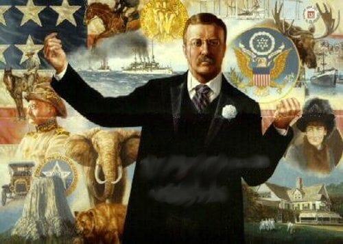 theodore roosevelt's accomplishments
