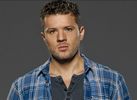 Ryan Phillippe handsome