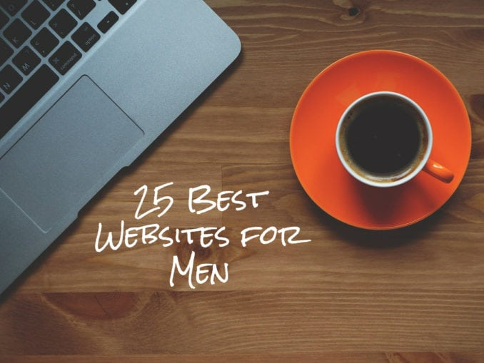 best websites men popular