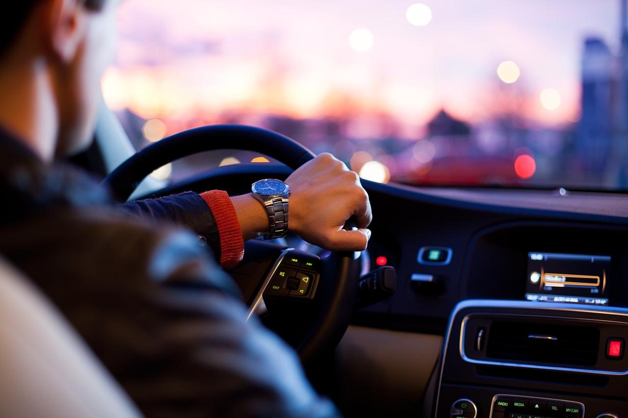 Dream Interpretation: drive a car, sit behind the wheel 66