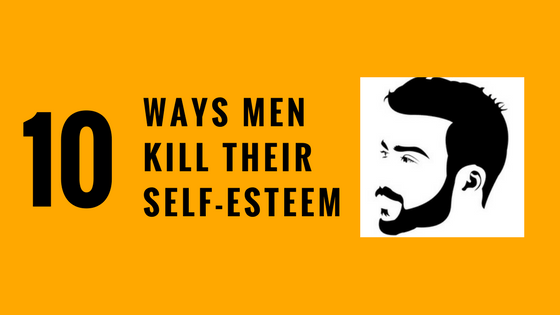 self esteem men