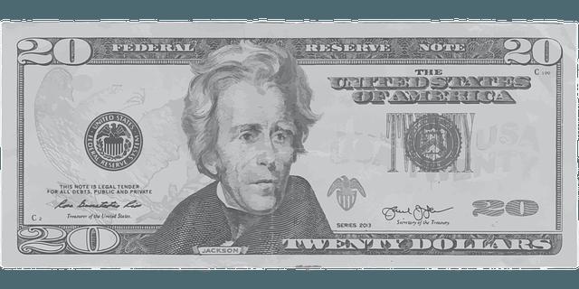 andrew jackson on money