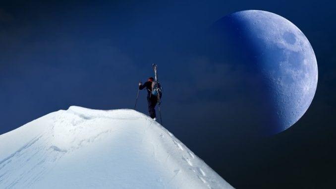 mountain climber high altitude psychosis