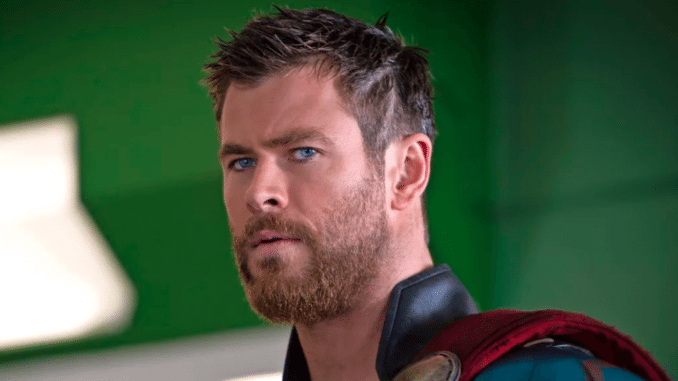Chris Hemsworth Thor Hair And Beard Style Guide Guy Counseling