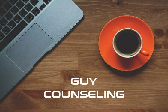 advertise products for men on guy counseling
