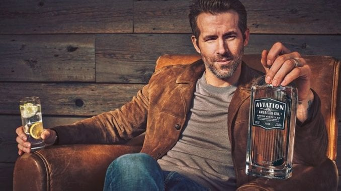 brown eyes of ryan reynolds