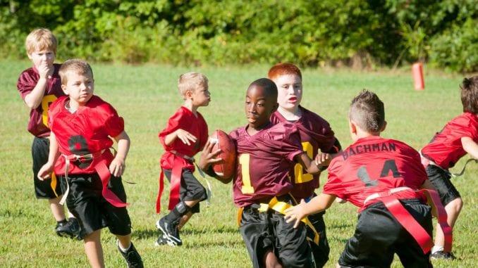 coaching kids team sports