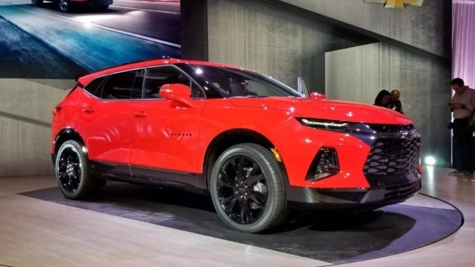 What's New With The 2019 Chevrolet (Chevy) Blazer? | Guy ...