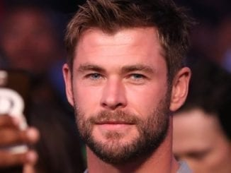 Chris Hemsworth is a leo man