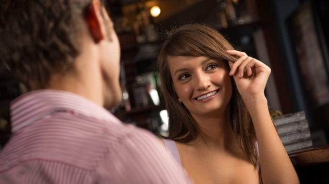 How to approach women at a bar