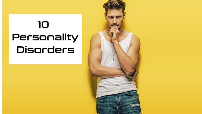 personality disorders in abnormal psychology