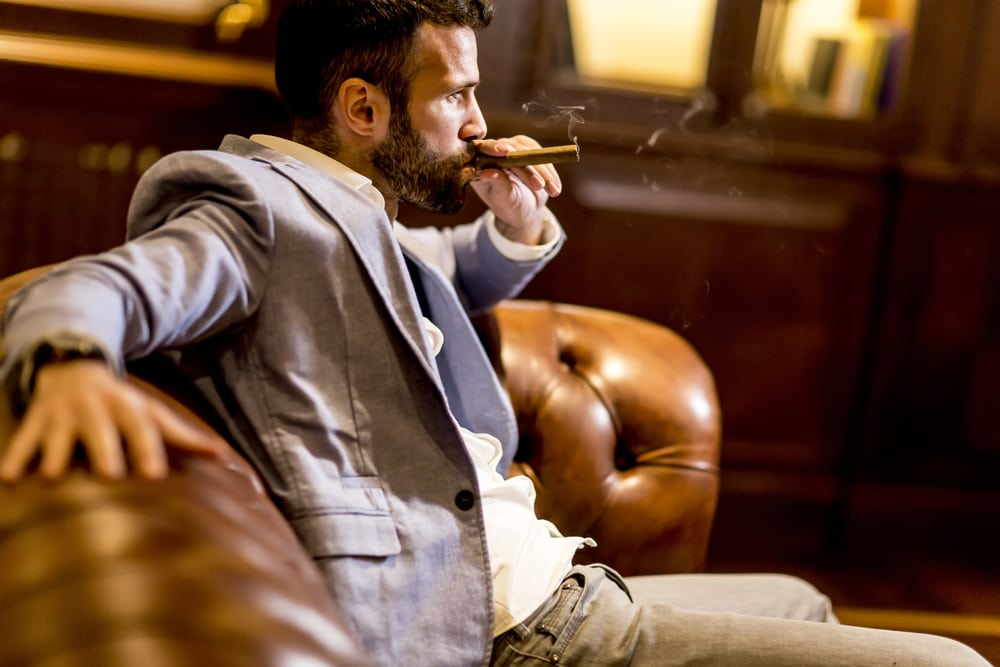 cigar smoking health risks