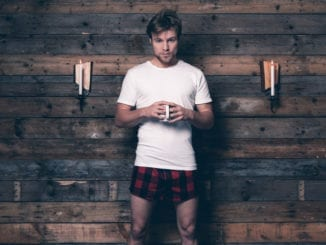 man flannel boxers