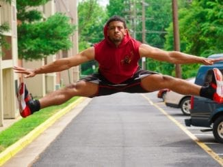 jumping skills