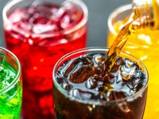soda pop sugary drinks