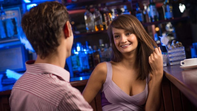 how to talk to a girl and get her attracted