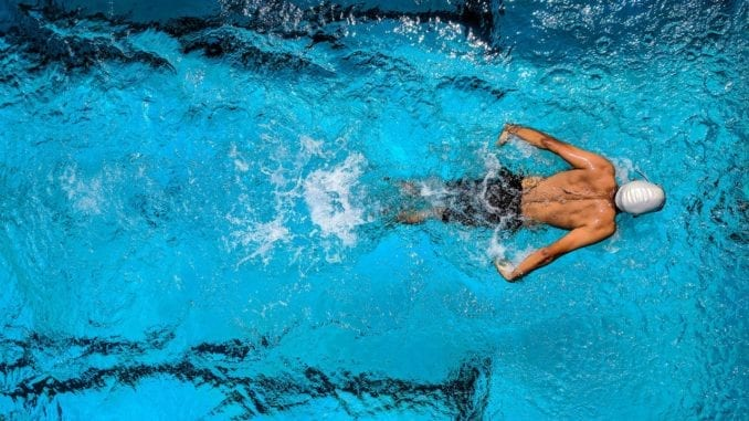 I dreamed about swimming meaning