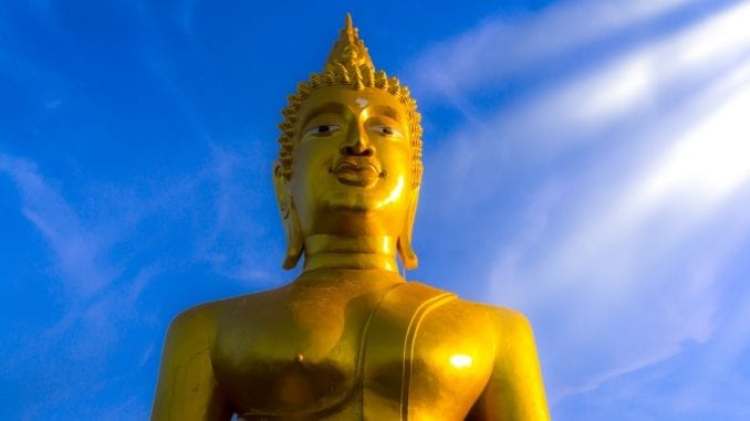 holistic health buddha