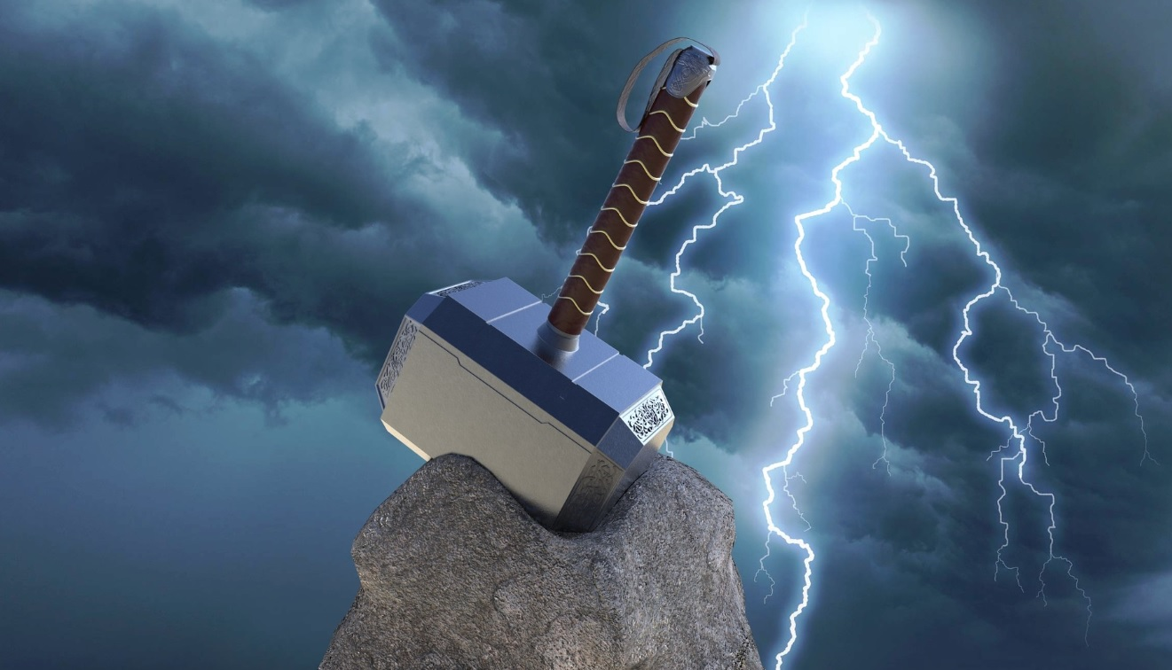 Viking Meditation: Thor's Hammer For Sexual Performance Anxiety | Guy  Counseling