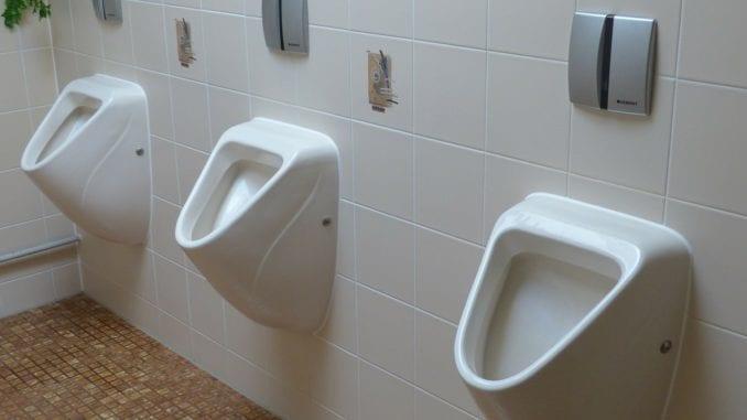 toilet pee shy syndrome