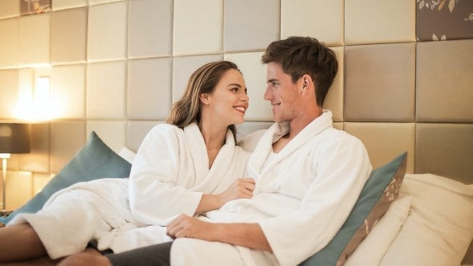 mindfulness and intimacy for men
